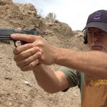 build a 1911 pistol shooting