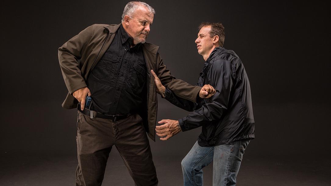 Hand-to-Hand Combat skills arm