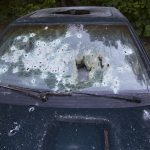 gunfight car tactics windshield