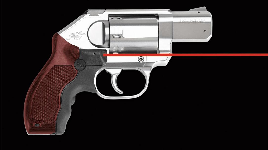 Crimson Trace LG-952 Lasergrips revolver sight