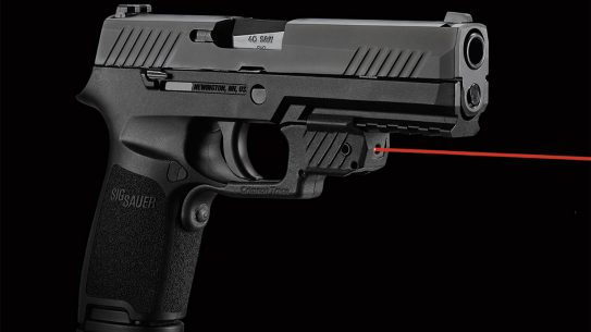 Crimson Trace LG-420 laserguard sig p320 right angle