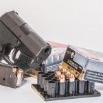 crimson trace laserguard remington rm380 pistol ammo