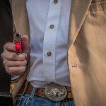 crimson trace laserguard remington rm380 pistol draw