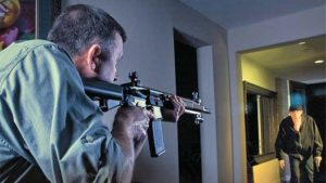 florida home invasion ar-15 rifle