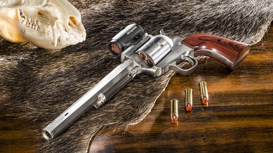 Freedom Arms Model 83 Premier Grade Stalker revolver beauty