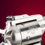 Freedom Arms Model 83 Premier Grade Predator revolver cylinder