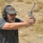 Freedom Arms Model 83 Premier Grade Predator revolver recoil