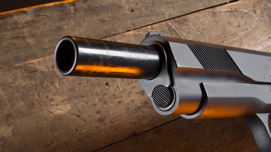 Iver Johnson Eagle XL pistol barrel