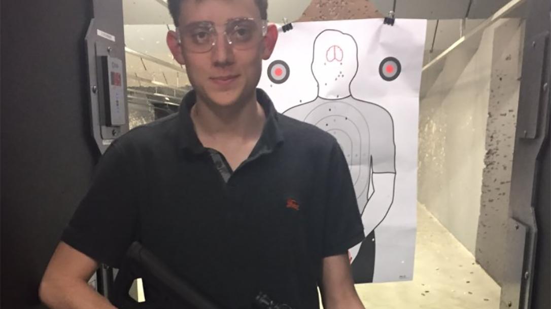 kyle kashuv range target