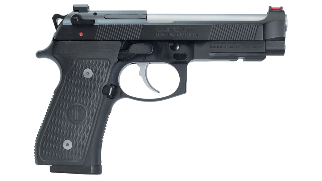Langdon Tactical Beretta 92 Elite LTT pistol right profile