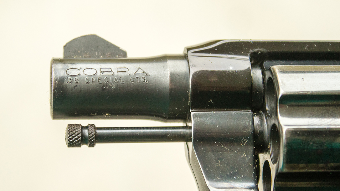 massad ayoob gun decorations colt cobra