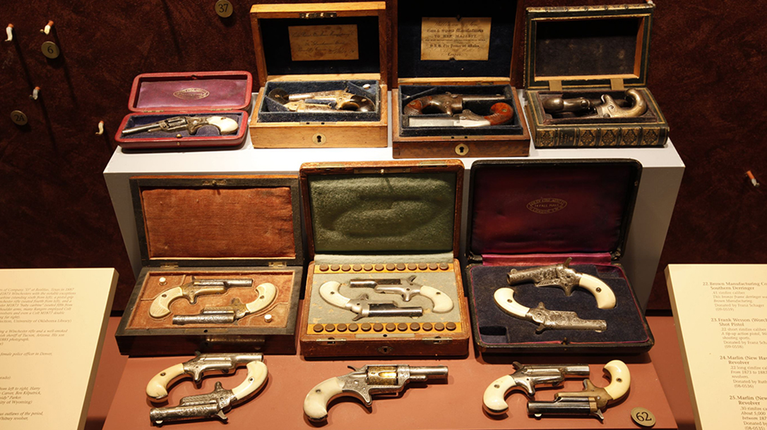 old west concealed weapons