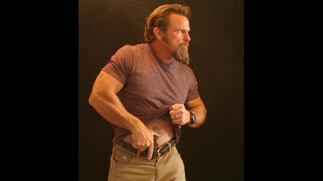 Pat McNamara everyday carry gun draw
