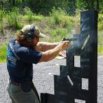 Pat McNamara everyday carry gun firing