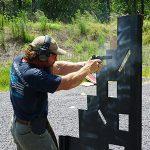 Pat McNamara everyday carry gun firing