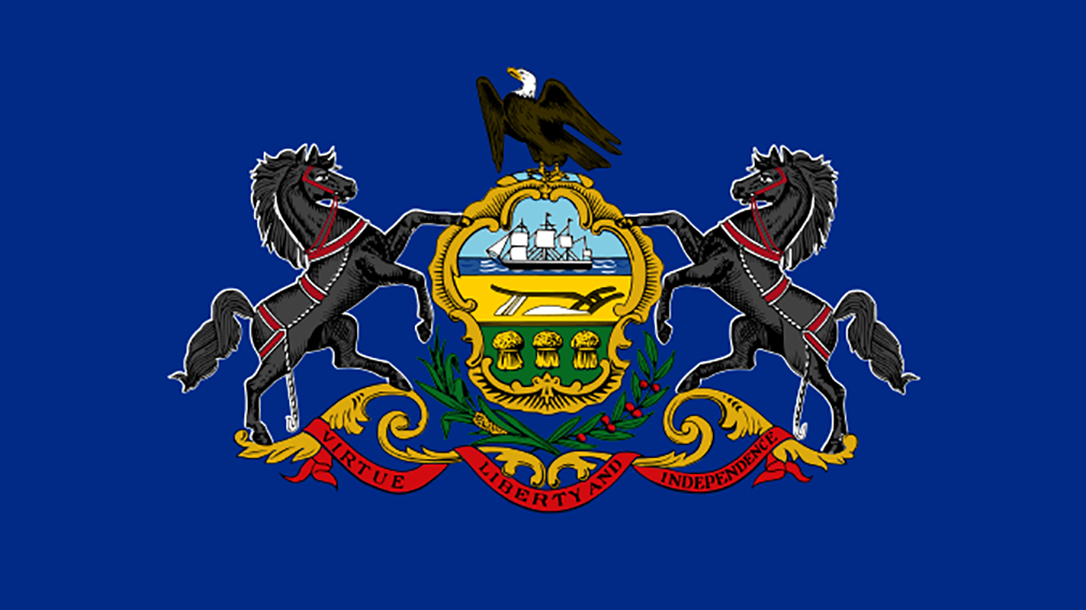 pennsylvania state flag universal background checks