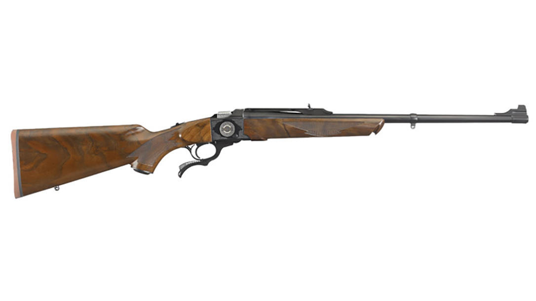 Ruger No. 1 Rifle right profile 308 win