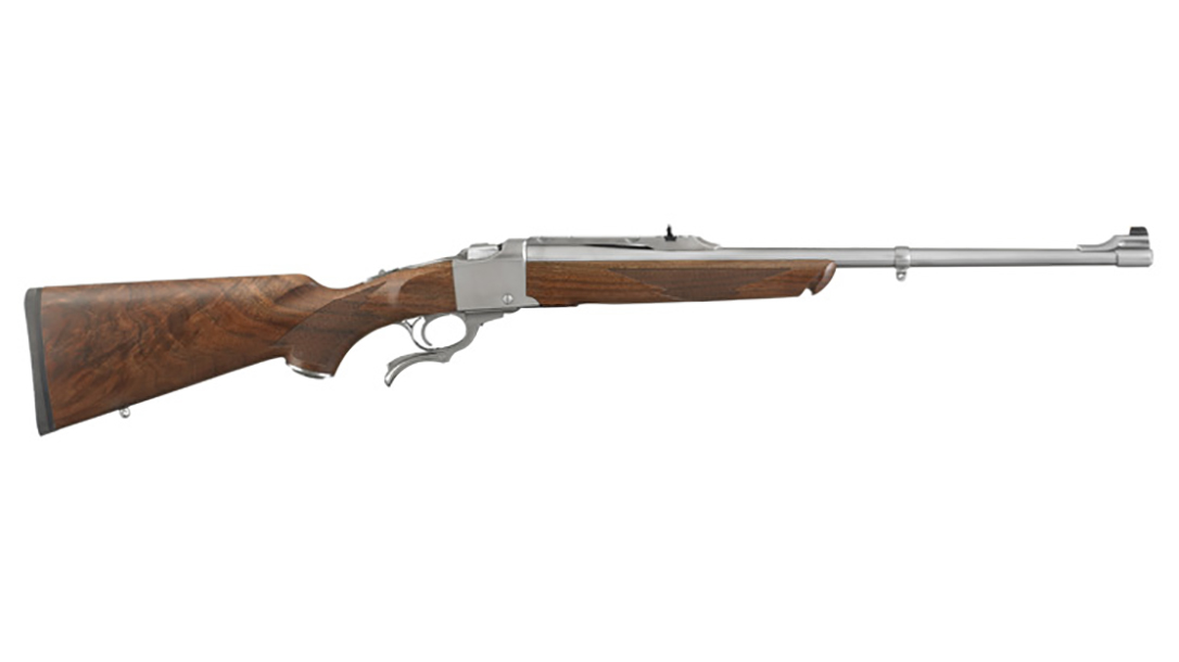 Ruger No. 1 Rifle right profile 30-30 win