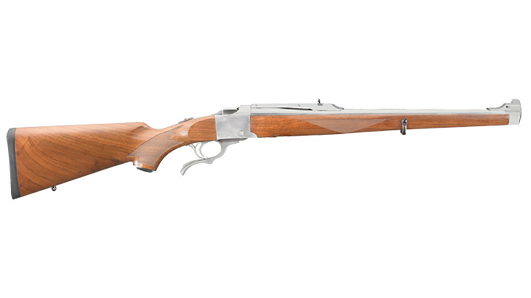 Ruger No. 1 Rifle right profile 257 roberts