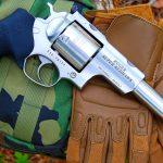 ruger super redhawk revolver right profile