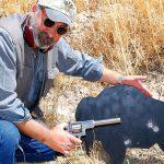 ruger super redhawk revolver target