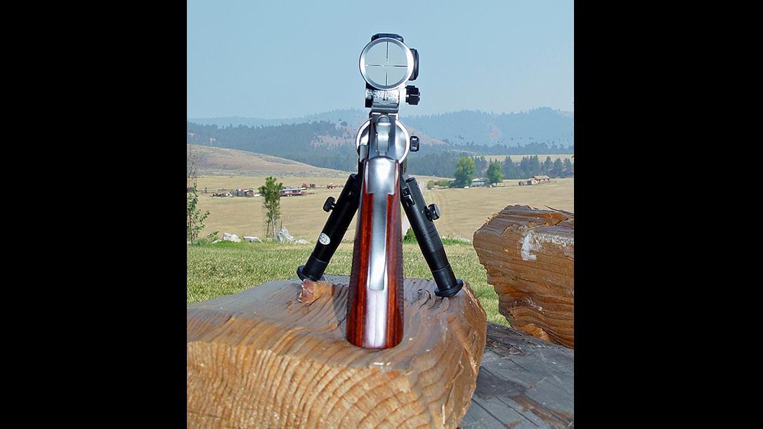 smith wesson model 647 varminter revolver sight