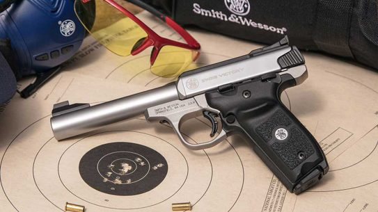 SW22 Victory Target Model pistol beauty