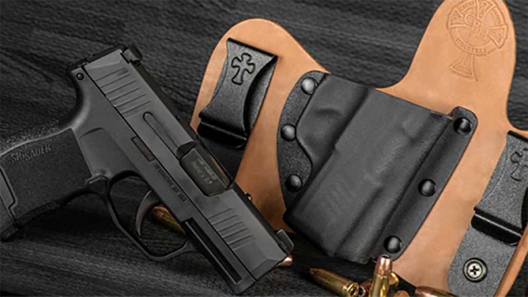 CrossBreed Introduces New Sig P365 Holster Options