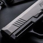sig p365 pistol front serrations