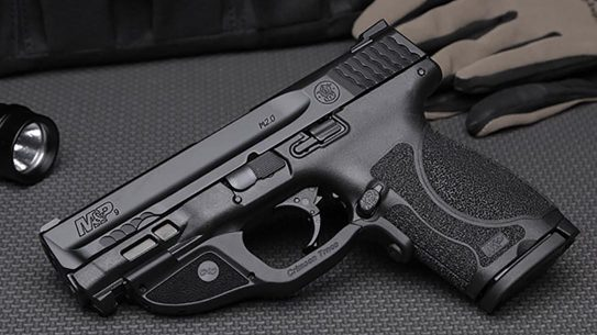 smith wesson M&P M2.0 Compact pistol beauty shot