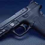 smith wesson m&p380 shield ez pistol beauty shot