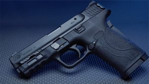 smith wesson m&p380 shield ez pistol beauty shot