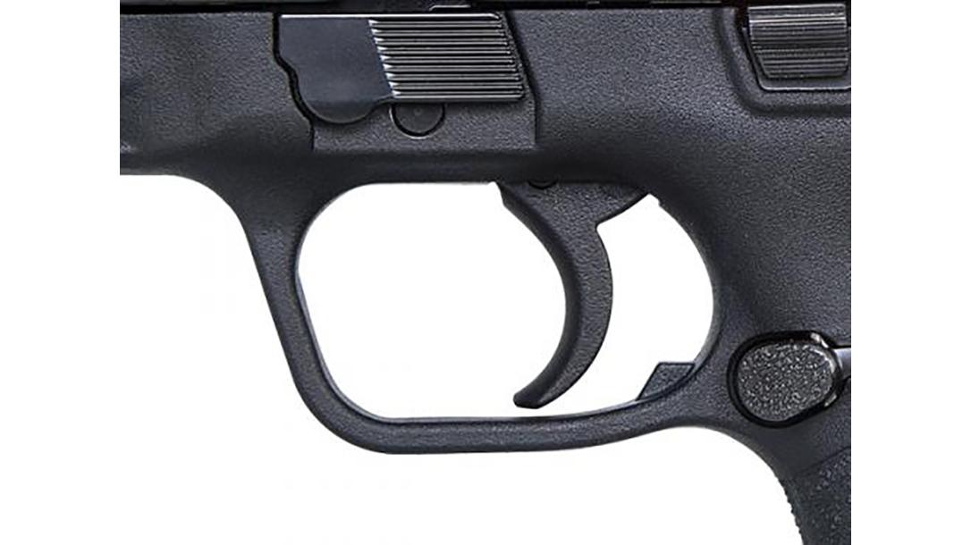 smith wesson m&p380 shield ez pistol trigger