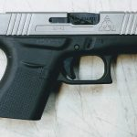 Suarez Supermatch SI-43 glock 43 slide attached right profile