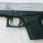 Suarez Supermatch SI-43 glock 43 slide attached left profile