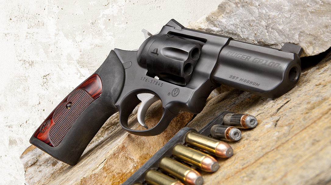 Wiley Clapp Ruger GP100 revolver beauty