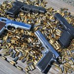 Diverse Firearm Calibers 10mm Auto handguns