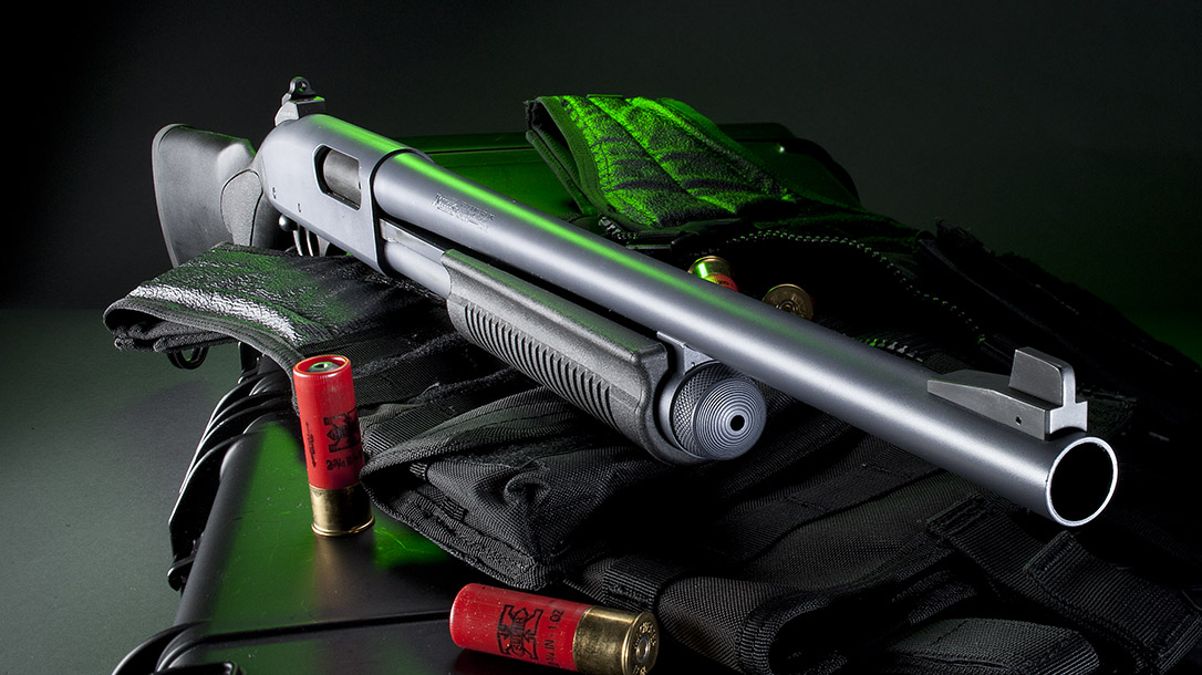 Roundhill Group Remington, Must-Have Guns Remington 870 Shotgun