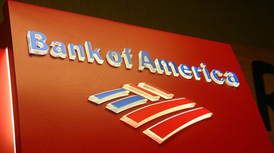 bank of america gun policy