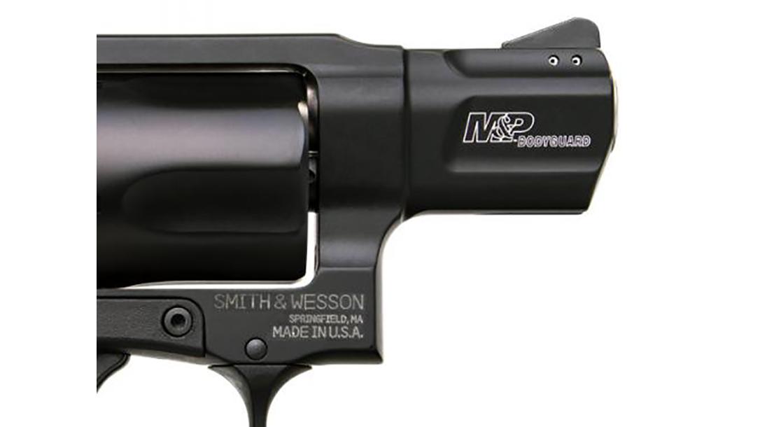 smith wesson m&p bodyguard 38 revolver barrel