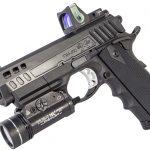 ATI FXH-45 pistol left angle