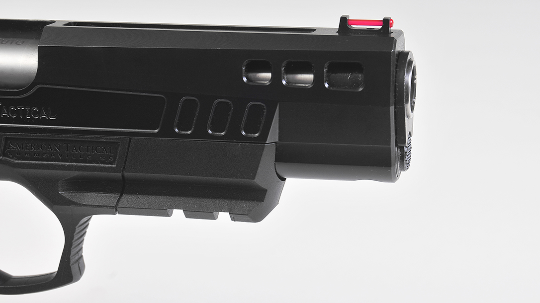 ATI FXH-45 pistol front sight