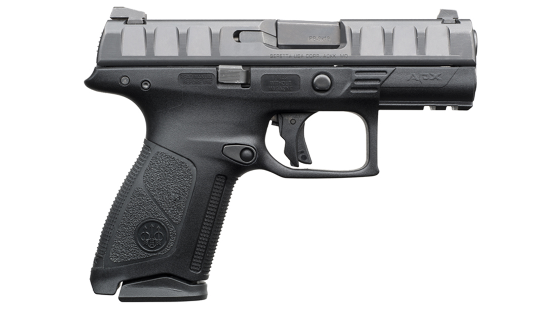 Beretta APX compact Centurion right profile