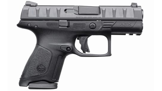 Beretta APX Compact pistol right profile