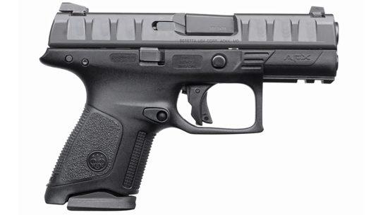 Beretta APX Compact pistol right profile
