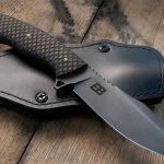 Ed Brown K1 Knife beauty shot