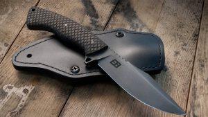 Ed Brown K1 Knife beauty shot