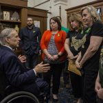 Texas Governor Greg Abbott third school safety discussion
