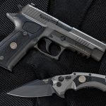 "hogue sig sauer knives X5 3.5"" Sig Tactical Folder"