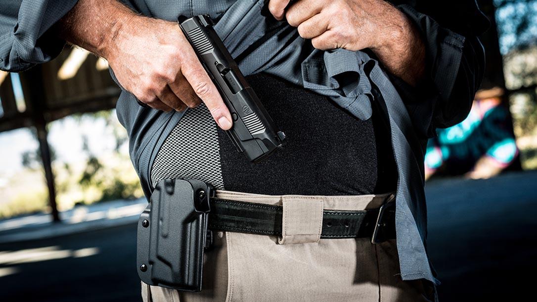 Hudson H9 pistol holster